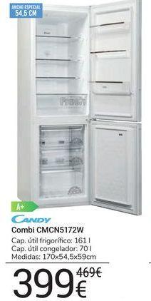 Oferta de Combi CMCN5172W Candy por 399€