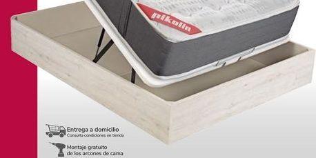 Oferta de Arcón abatible Pikolin Floor 90x190 cm por 388€