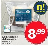 Oferta de Lomos de merluza por 8,99€