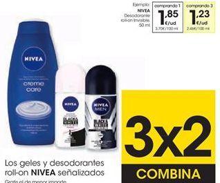 Oferta de Desodorante Nivea por 1,85€