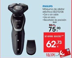 Oferta de Máquina de afeitar Philips por 75,9€