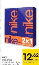 Oferta de Fragancias Nike por 12,62€
