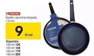 Oferta de Sartén eroski por 9€