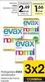 Oferta de Salvaslip Evax por 2,49€