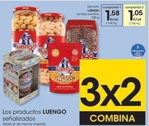 Oferta de Legumbres Luengo por 1,58€