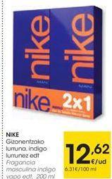 Oferta de Colonias Nike por 12,62€