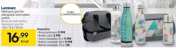 Oferta de Porta alimentos Luminarc por 16,99€