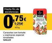 Oferta de Pasta Gallo por 0,75€