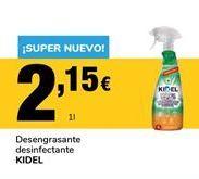 Oferta de Desengrasante para el hogar kidel por 2,15€
