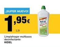 Oferta de Limpiahogar kidel por 1,95€