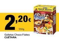Oferta de Galletas Cuétara por 2,2€