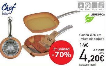 Oferta de Sartén  por 14€