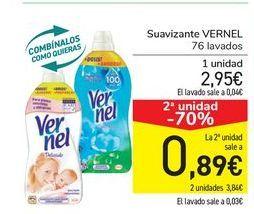 Oferta de Suavizante Vernel por 2,95€