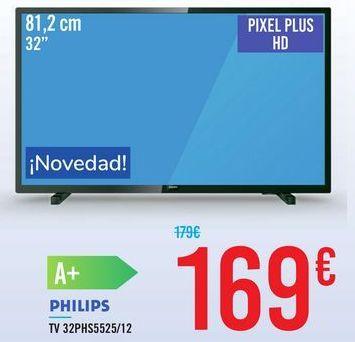Oferta de TV 32PHS5525/12 PPHILIPS por 169€