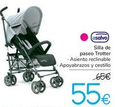 Oferta de Silla de paseo Trotter  por 55€