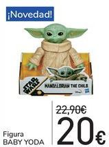Oferta de Figura BABY YODA  por 20€