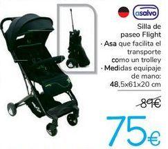 Oferta de Silla de paseo Flight  por 75€