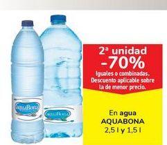 Oferta de En agua AQUABONA por