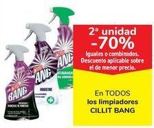Oferta de En TODOS los limpiadores CILLIT BANG por