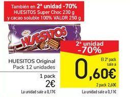Oferta de HUESITOS Original por 2€