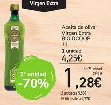 Oferta de Aceite de oliva virgen extra BIO DCOOP por 4,25€