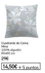 Oferta de Cuadrante de Cama Mina  por 14,5€