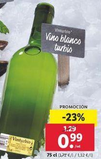 Oferta de Vino blanco por 0,99€