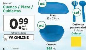 Oferta de Cuenco ernesto por 0,99€