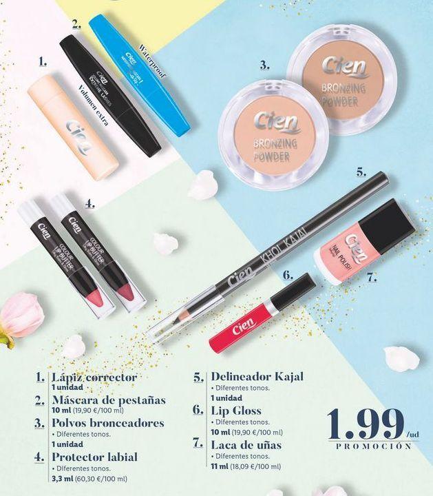 Oferta de Maquillaje por 1,99€