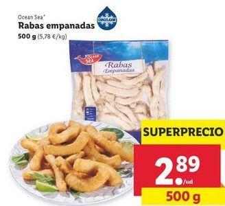 Oferta de Rabas ocean sea por 2,89€