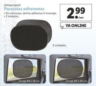 Oferta de Parasol ultimate speed por 2,99€