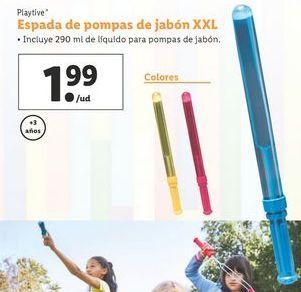 Oferta de Espada Playtive por 1,99€