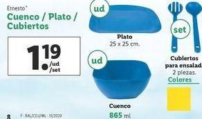Oferta de Cuenco ernesto por 1,19€