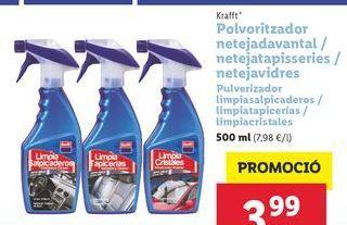 Oferta de Pulverizador krafft por 3,99€