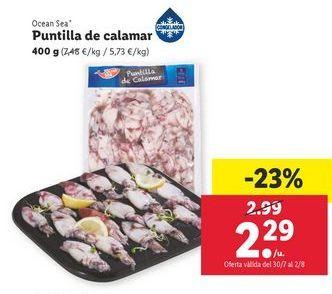 Oferta de Puntillas ocean sea por 2,29€