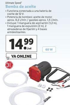 Oferta de Bomba de achique por 14,99€