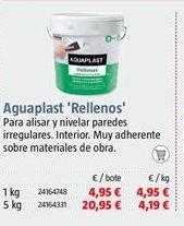 Oferta de Aguaplast por 4,95€