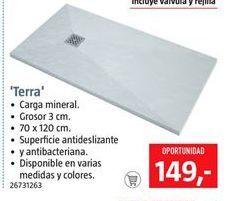 Oferta de Plato de ducha por 149€