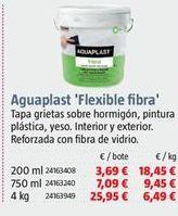 Oferta de Aguaplast por 3,69€