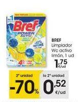 Oferta de Limpiador wc Bref WC por 1,75€