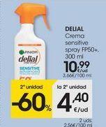 Oferta de Cremas Delial por 10,99€