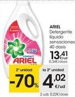 Oferta de Detergente líquido por 13,41€