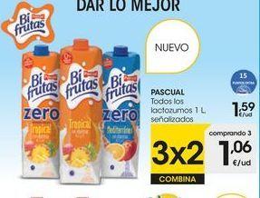 Oferta de Bifrutas Pascual por 1,59€