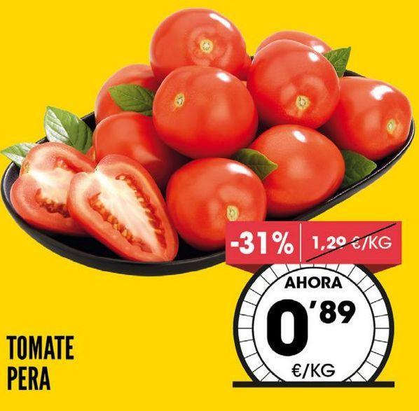 Oferta de Tomate de pera por 0,89€