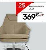 Oferta de Sillón giratorio por 369€