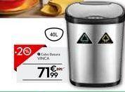Oferta de Cubo de reciclaje por 71,99€