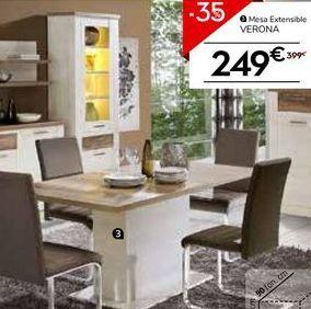 Oferta de Mesa extensible por 249€