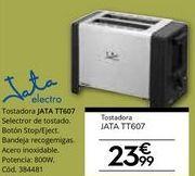 Oferta de Tostadora Jata por 23,99€