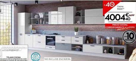 Oferta de Cocinas por 4004,4€