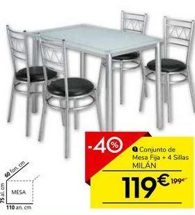 Oferta de Mesa de comedor por 119€